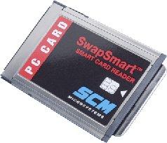 SCR 201 Smart Card Rea...